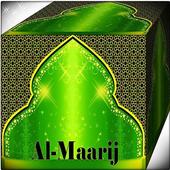 Surah Al - Maarij Mp3 icon