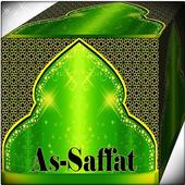 Surah As - Saffat Mp3 icon
