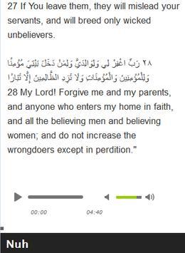 Surah Nuh screenshot 15