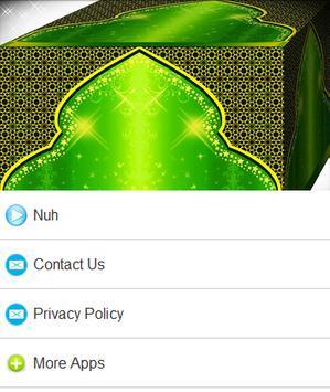 Surah Nuh Mp3 apk screenshot