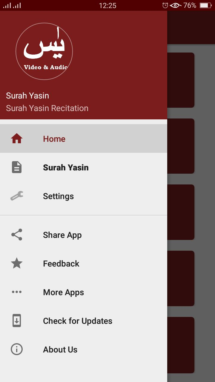 Surah Yasin for Android - APK Download