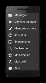 Rencontre for Je Contact apk screenshot