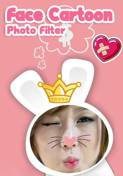 Snappy Photo Filters Stickers Simple photos editor screenshot 3