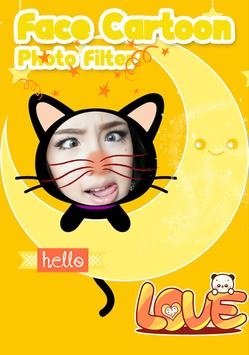 Snappy Photo Filters Stickers Simple photos editor poster