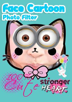 Snappy Photo Filters Stickers Simple photos editor screenshot 2