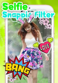 Selfie Snappic Photo Editor screenshot 5