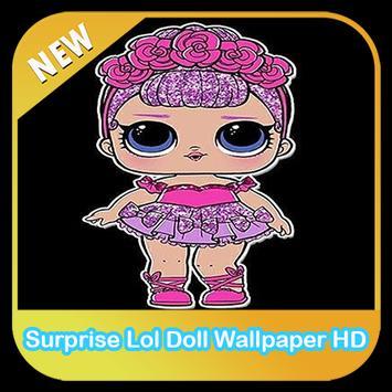 Surprise Lol Doll Wallpaper HD poster