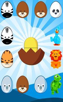 Surprise Eggs - Learn Animals apk screenshot