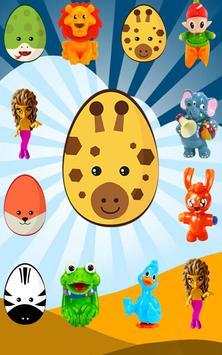 Surprise Eggs - Learn Animals screenshot 20