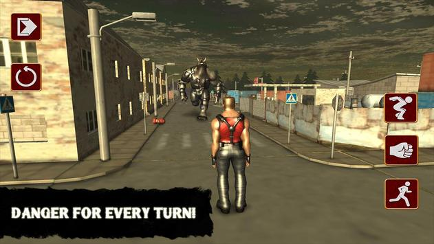 Survival in City of Nukem poster
