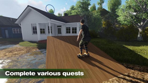 Suv Hoverboard OffRoad Pro apk screenshot