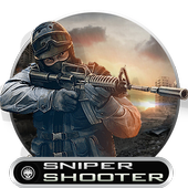 Sniper Fury Assassin Shooting Gun Killer Games 3D icon