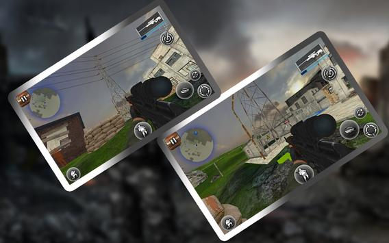 Sniper Fury Assassin Shooting Gun Killer Games 3D screenshot 1