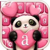 Sweet Love Keyboard Themes icon