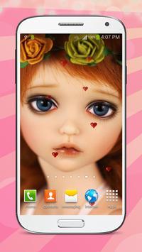 Sweet Dolls Live Wallpaper HD screenshot 11