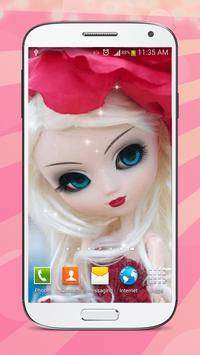 Sweet Dolls Live Wallpaper HD screenshot 2