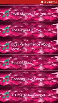 Sweet Love Songs apk screenshot