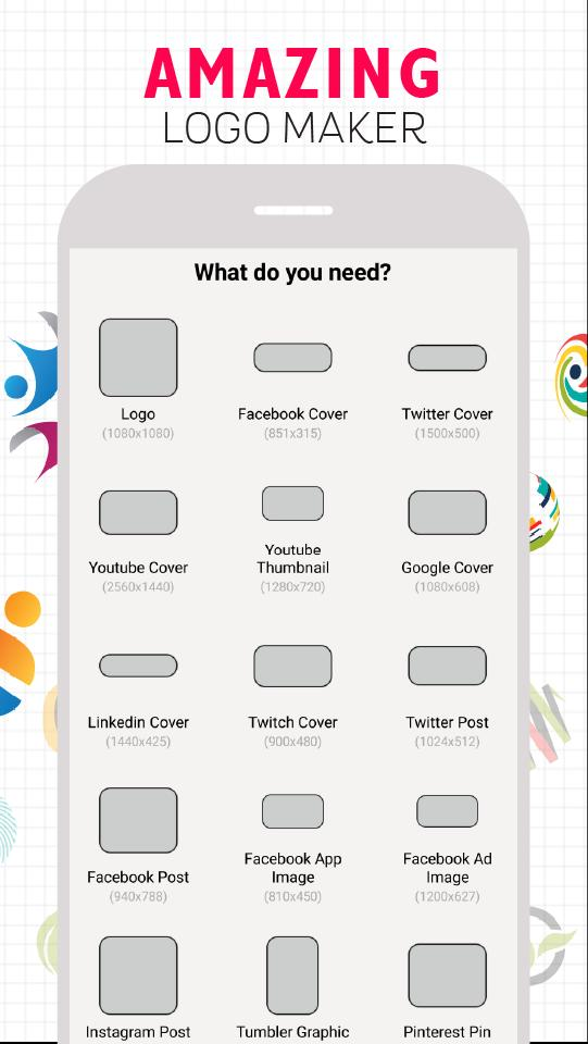Logo Generator & Thumbnail Maker for Android - APK Download