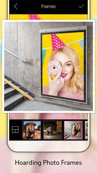 Photo In A Hole - Billboard Photo Frames screenshot 6