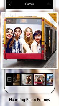 Photo In A Hole - Billboard Photo Frames screenshot 7