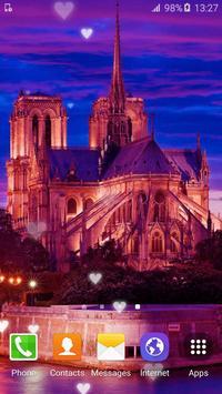Sweet Paris Live Wallpaper HD screenshot 6
