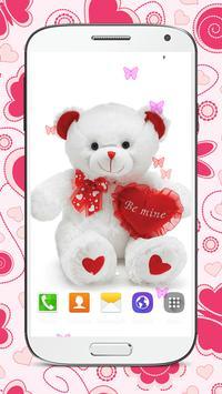 Sweet Teddy Bear Wallpaper screenshot 6