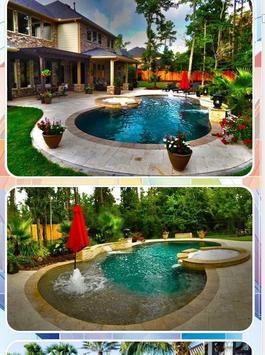 SwimingPool Design screenshot 17