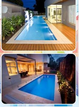 SwimingPool Design screenshot 1