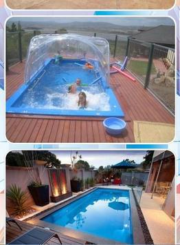 SwimingPool Design screenshot 2