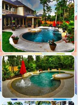 SwimingPool Design screenshot 4