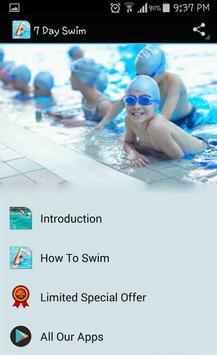 7 Day Swim poster