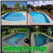 Swimming Pool Design icon