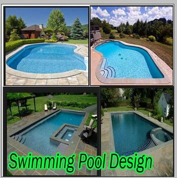Swimming Pool Design poster