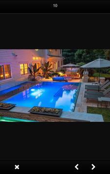 Swimming Pool Design screenshot 4