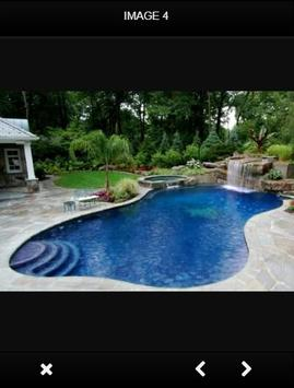Swimming Pool Design Ideas apk screenshot
