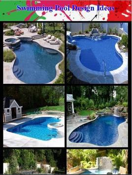 Swimming Pool Design Ideas poster