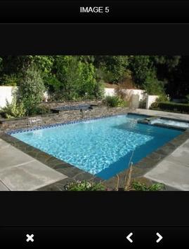 Swimming Pool Design Ideas screenshot 13