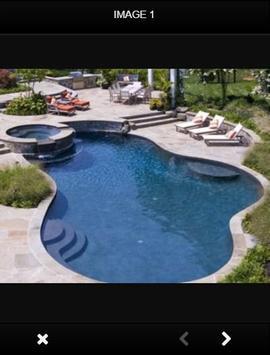 Swimming Pool Design Ideas screenshot 1