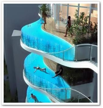 Swimming Pool Design Trends poster