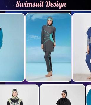 Swimsuit Design poster