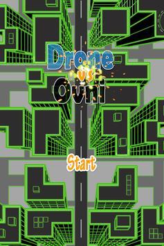 Drone vs Ovni poster