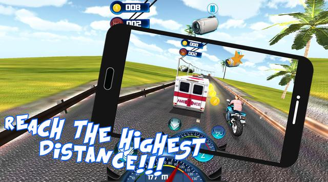 Traffic Racer Super Bike apk screenshot