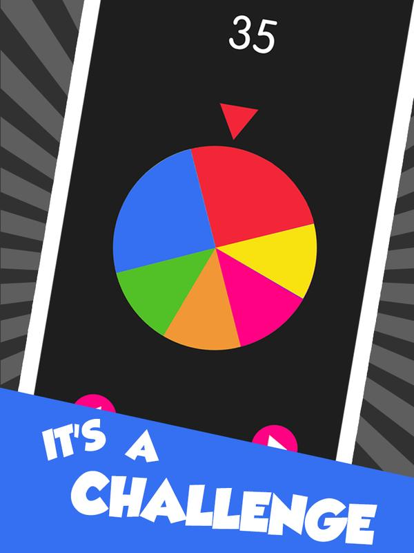 Color Wheel Spinner And Puzzle Pour Android Telechargez L Apk
