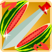 Sword Cutting Fruit icon