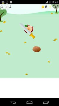 Sword Cutting Fruit apk screenshot