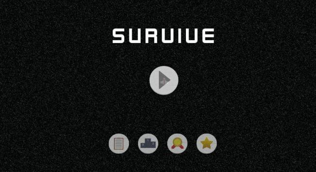 Classic Games - Survive poster