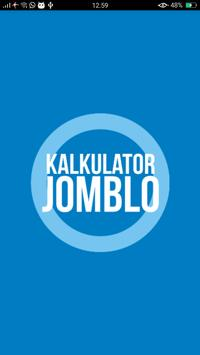 Kalkulator Jomblo poster