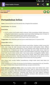 Kitab Hadits 9 Imam screenshot 5