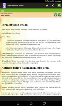 Kitab Hadits 9 Imam screenshot 6