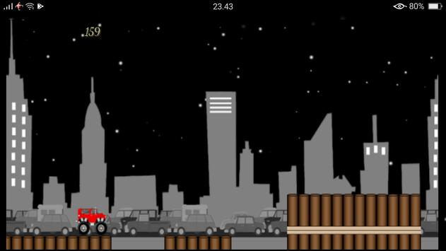 Monster Car Jump screenshot 1
